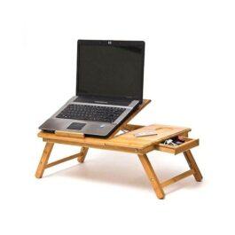 Multipurpose Foldable Wooden Laptop Table
