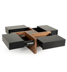 4 draws coffee table
