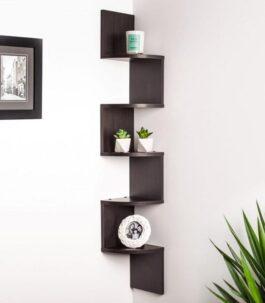 Nancy corner shelf