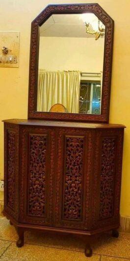 Shahi mirror console