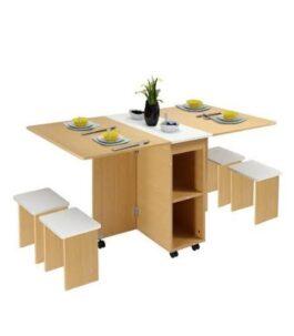 Alexa dinning table