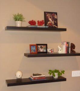 3 Floating shelf