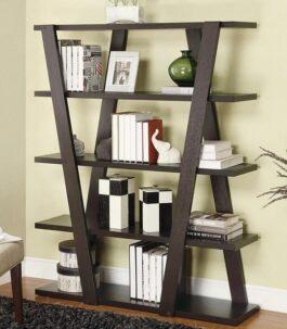 Cross shelf