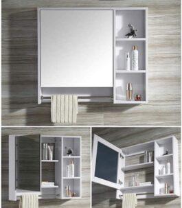 Andleeb Shelf white