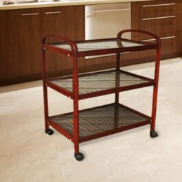 Serving trolley 3 layers